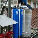 Filter air sumur FRP/ Fiber type 1054
