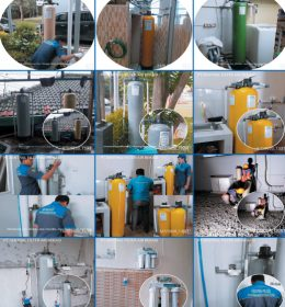 Filter Air Rumah Tangga